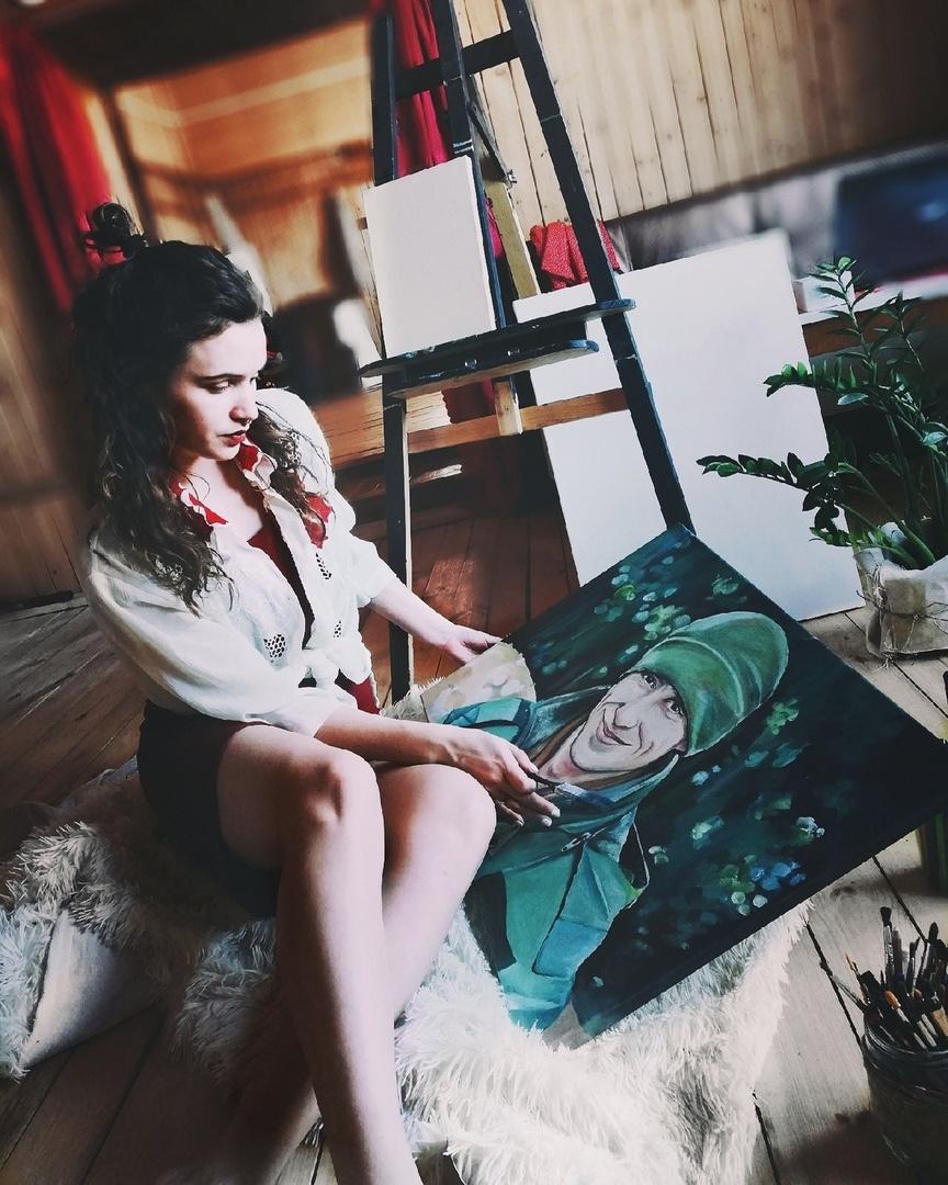 Заказать портрет в Минске