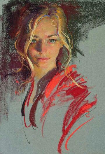 1dad198a26bd8595872574d9515eea7c Портреты цветной пастелью