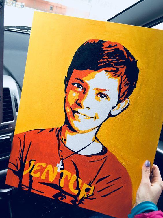 79490a1f458c2685e278ba1d83516c36 Поп-арт портрет