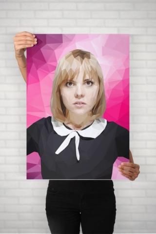 7nb0fm792u-683x1024-640x480 Полигональный портрет ( на холсте)