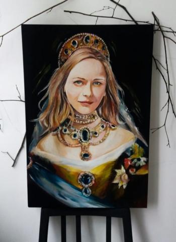D78TvLN3eDA-747x1024-640x480 Реалистичный портрет (красками)